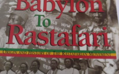 From Babylon to Rastafari By Douglas R.A. Mack