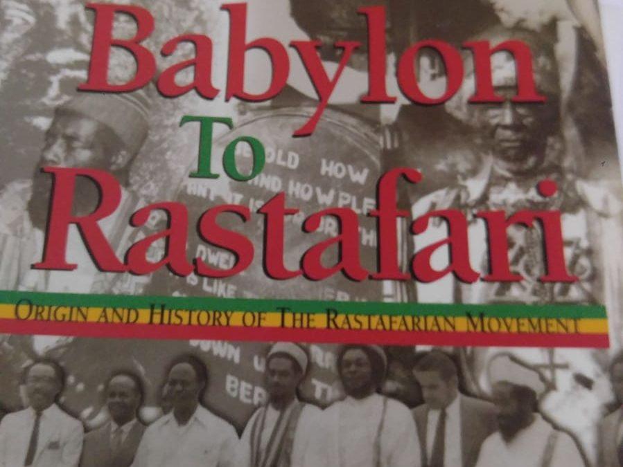 From Babylon to Rastafari By Douglas R.A. Mack